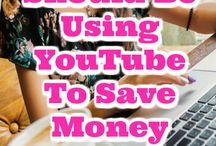 Save Money + Budgeting