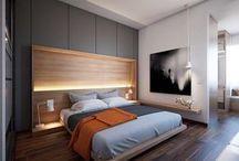 interior bed room