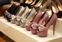 She who dies with the most shoes wins / Shoes, need I say more?