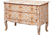 end tables / by Angelika Anderson