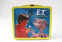 vintage lunch boxes... / by Nora Gholson