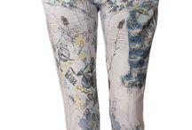 Freizeithosen / Damen Hosen günstig online kaufen im Online Shop von Tendance Style