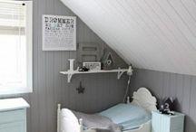 Slaapkamers jongens