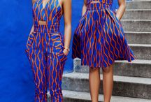 African lovers / African fashion is the way to go...