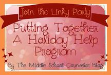 Holiday Assistance Program  / by School Counselor Blog