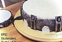 Birthday Party - Skylanders