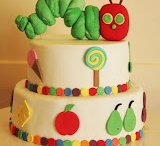 Hungry caterpillar parties
