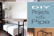 Projects with Pipe