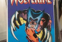 Wolverine / my comics for sale http://graphic-illusion.com