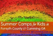 Summer Kid Fun
