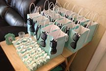 Tiffany bridal shower / by Kate Gladchun