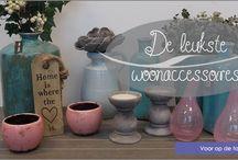 Woon-plezier.nl / Webshop met mooie en betaalbare woonaccessoires.