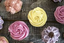 Cupcakes and Color / Naturally Colored, Plant Based, No artificial dyes