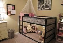 Bayleigh's barbie room / by Aimee Brown