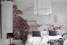 Blush Pink interiors