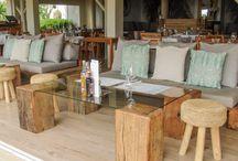 Cláves decoración tropical / Proyecto de decoración tropical realizado por Conely. Ojealo y encontraras las cláves para la decoración estilo tropical en colores cálidos.