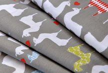Fabric I love!