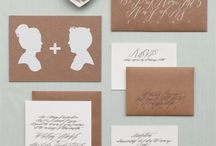 Invitations and printwork