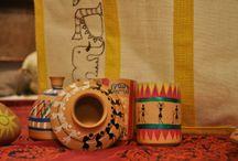 potten beschilderen