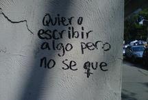 Frases y algo más (quotes) / by Maria Carrasco