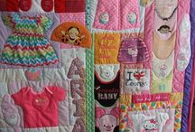Baby quilt / Seeing