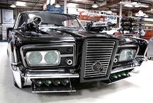 Custom Built Cars / by Jay Leno's Garage