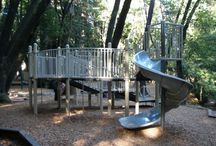 Play Structures in Marin / Marin Play Structures