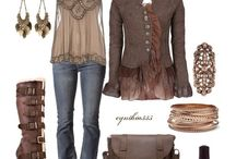 steampunk everyday fashion