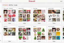 Pinterest Posts / Blog posts about Pinterest / by Dawn Miklich