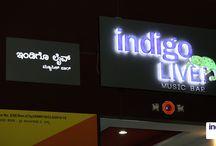 Opening Nights at Indigo Live - Music Bar / Indigo Live is Bangalore's first Music Bar custom made for fun young Bangalore.
