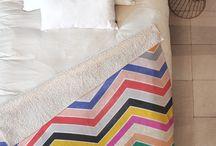 my fleece blankets on Deny Designs