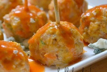 Game Day/Superbowl Recipes / by Mandy Blankenship