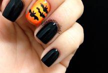 nail hallowen