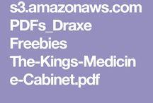 Kings Medicine Cabinet - essential oils