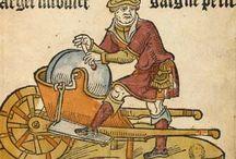 medieval tools