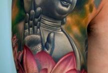 Budda tattoo