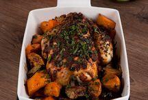 Food Love: Chicken / by Stephanie Wills