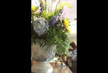 HOW IT'S MADE! / time lapse video of how flowers for a wedding are prepared