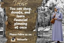 Hijab Outfit by Velove / Hijab Outfit Seller from Indonesia | Please follow us on Instagram @velovefin and Facebook fanpage Velove | Contact number : 0857 1188 2508