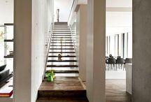 Stairs & Passage ways