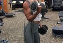 Bicep triceps