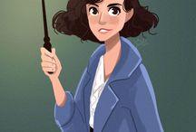 Porpentina Goldstein ~ Fantastic Beasts