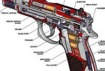 Guns & weapons