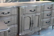 diy furniture / by Mandy Renfro