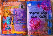 Watercolor Ideas / by Paula Palmer