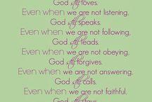 Heartprints of God
