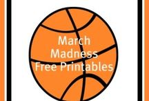 March Madness work party