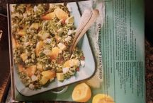 Recipes from magazines