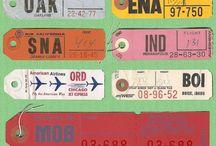 Travel tag