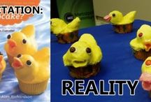 Nailed it / Hilarious attempts at reality